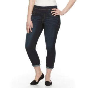 Women's ReCreation Pull-On Cuffed Jeggings